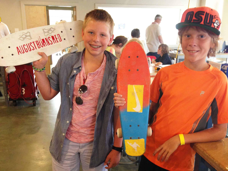 Skateboard-camp-boys