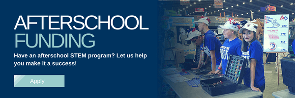 Apply for Afterschool Funding