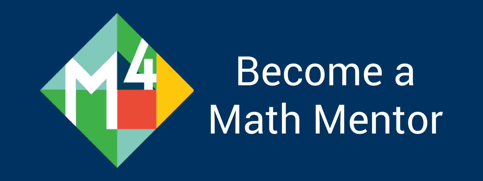 Become a math mentor