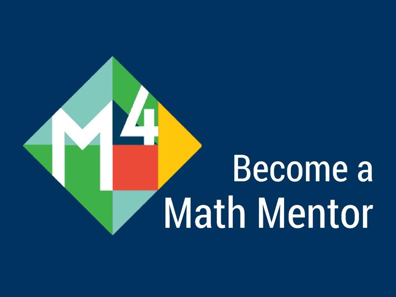 Become a Math Mentor