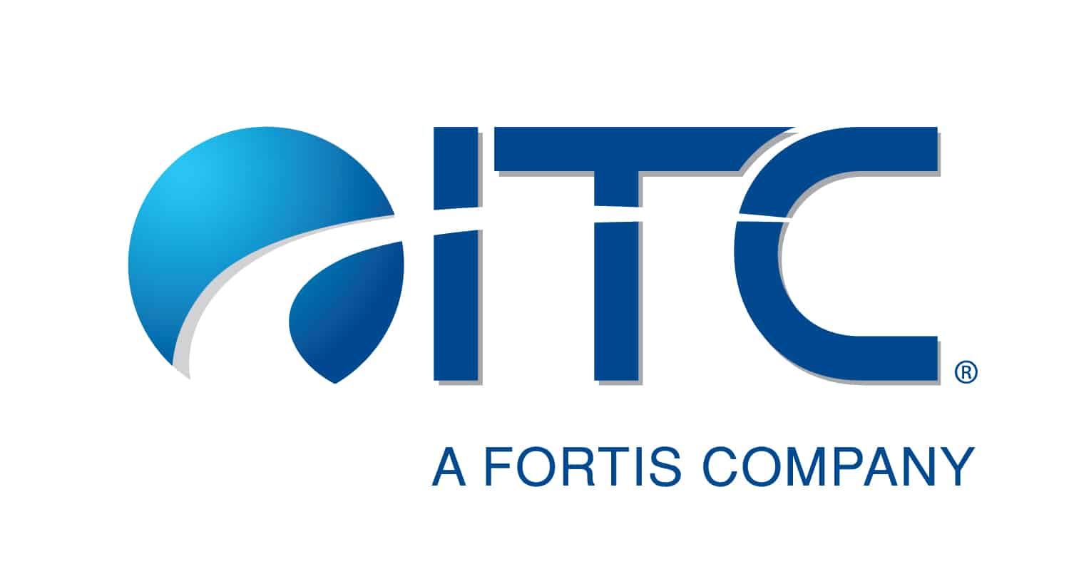ITC A Fortis Company logo