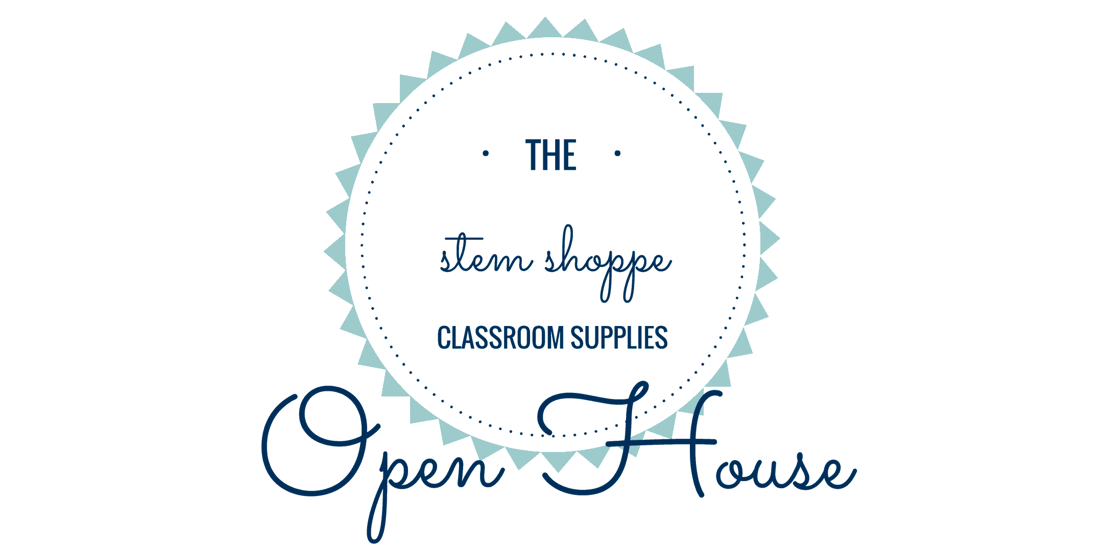 STEM Shoppe classroom supplies Open House