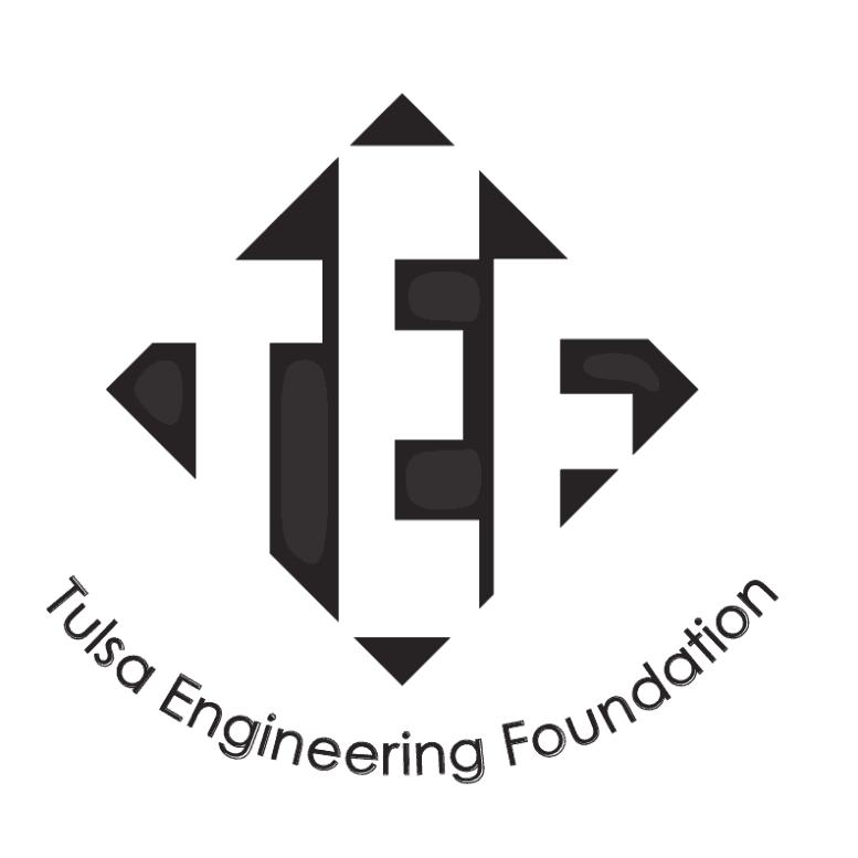 Tulsa Engineering Foundation logo