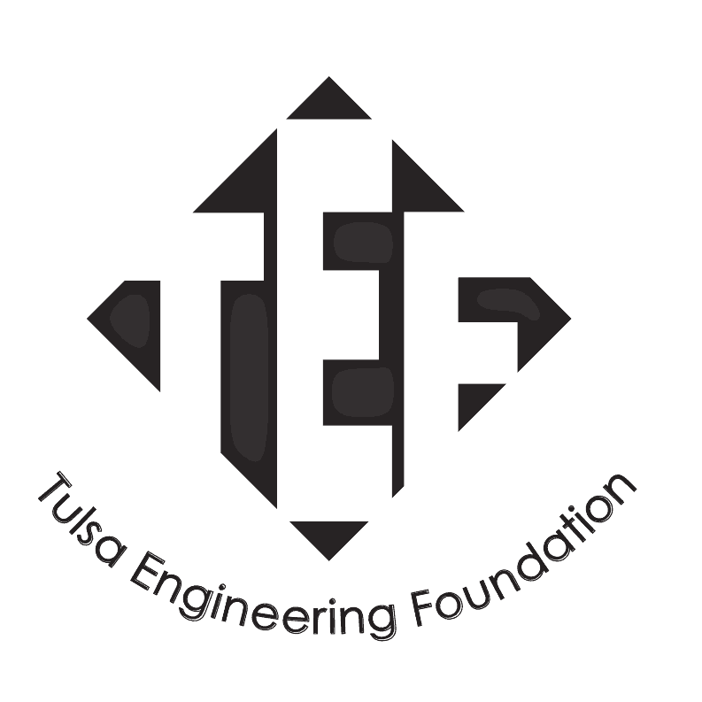 Tulsa Engineering Foundation logo