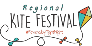 Regional Kite Festival Powered by Flight Night logo