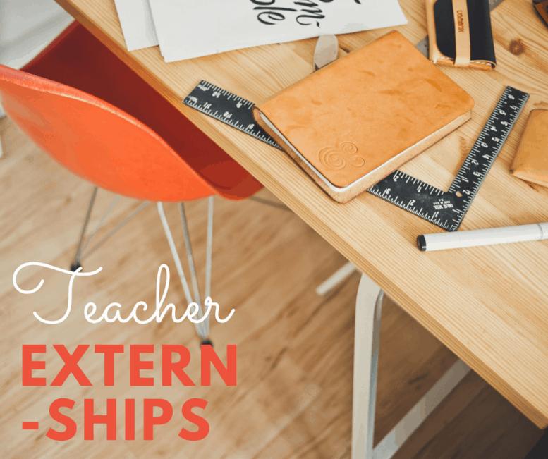 Teacher externships through the Tulsa Regional STEM Alliance (TRSA)