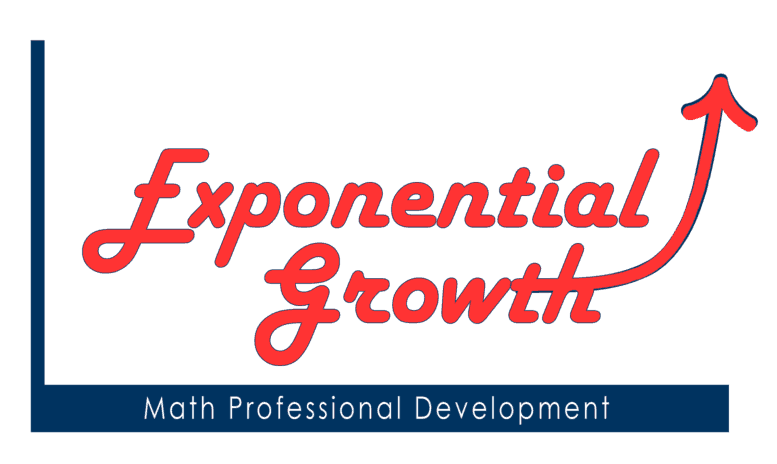 Exponential Growth Math Professional Development