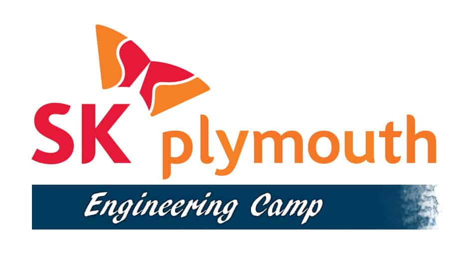 SK Plymouth Engineering Camp logo