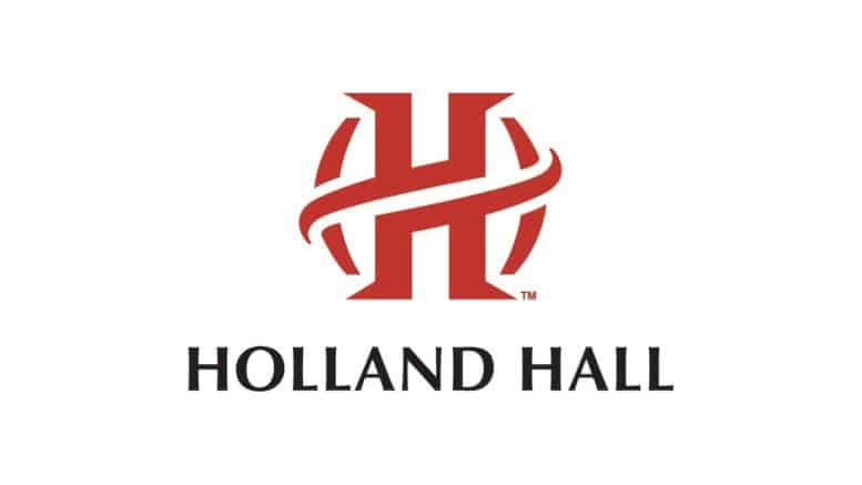 Holland Hall Tulsa logo