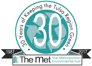 The Metropolitan Environmental Trust (M.e.t.) logo