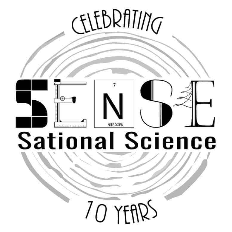 Celebrating 10 Years of SENSEsational Science