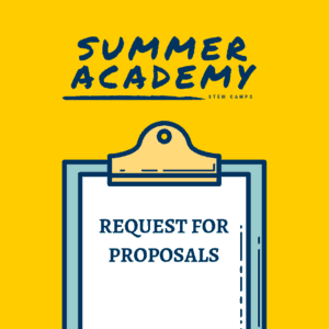 Summer Academy Request for Proposals