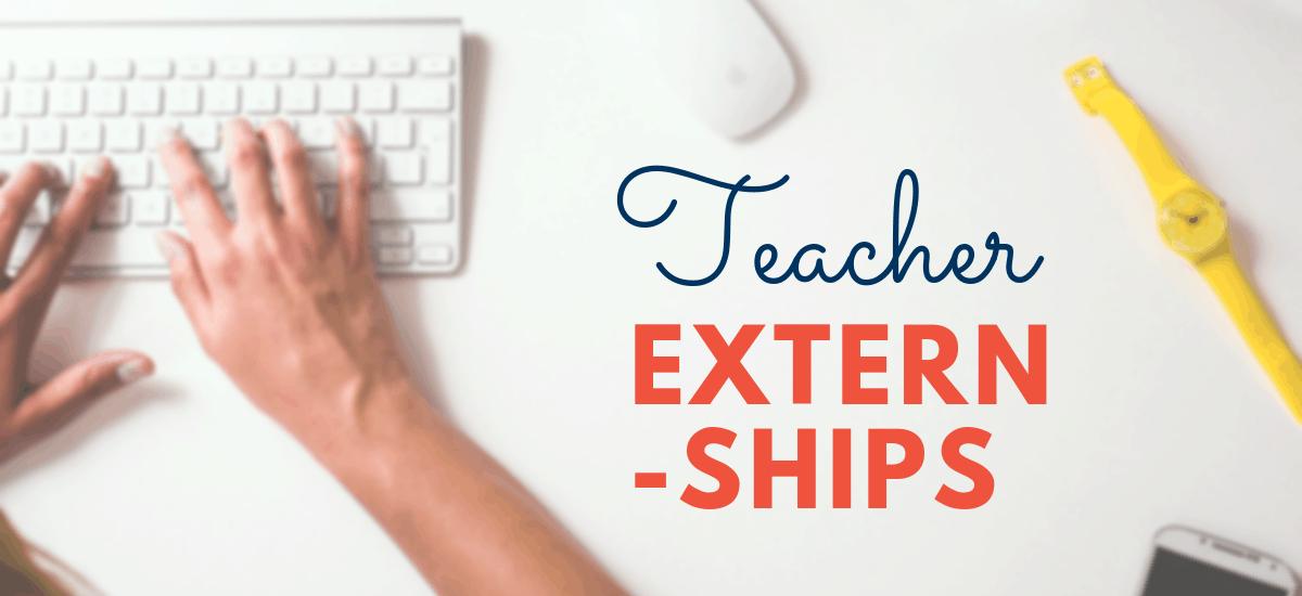Tulsa Externships for Teachers