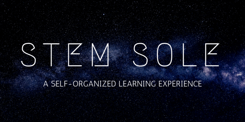 STEM SOLE: A Self-Organized Learning Experience