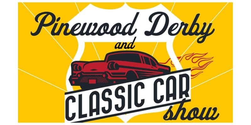 Pinewood Derby and Classic Car Show
