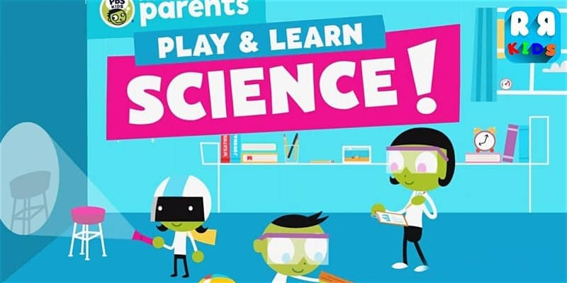 PBS parents Play & Learn Science!