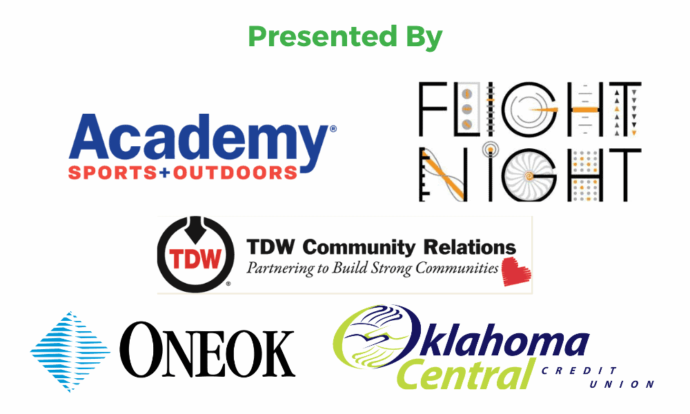Presented by TD Williamson, Flight Night, ONEOK and Oklahoma Central Credit Union