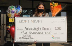 Anissa Angier-Dunn 2020 Innovator Award Winner Overall Vison Award